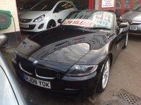 USED 2008 08 BMW Z4 2.0 Z4 I SE ROADSTER 2d 150 BHP 40,000 miles, superb, great value,