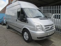 2013 FORD TRANSIT 350 LIMITED LWB High roof 125 FWD *AIR CON*ONLY 40k* £10995.00