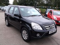 USED 2006 06 HONDA CR-V 2.2 I-CTDI SPORT 5d 138 BHP ****Great Value economical reliable family car with full service history, drives superbly****