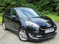2013 RENAULT SCENIC 1.6 GR DYNAMIQUE TOMTOM LUXE ENERGY DCI S/S 5d  £7652.00