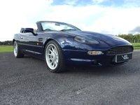 1997 ASTON MARTIN DB7 3.2 VOLANTE 2d AUTO 336 BHP £34995.00