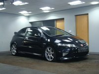 USED 2009 09 HONDA CIVIC 2.0 I-VTEC TYPE-R GT 3d 198 BHP