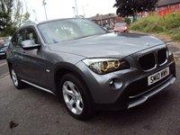 2010 BMW X1 2.0 XDRIVE20D SE 5d 174 BHP £8390.00