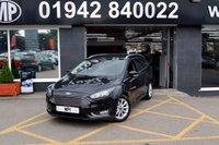 2015 FORD FOCUS 1.6 TITANIUM 5d AUTO 124 BHP £10495.00