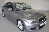 USED 2011 60 BMW 1 SERIES 2.0 120D M SPORT 2d 175 BHP
