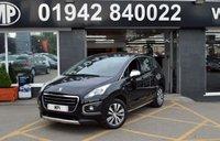2014 PEUGEOT 3008 1.6 E-HDI ACTIVE 5d AUTO 115 BHP £7995.00