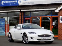 USED 2013 63 JAGUAR XK 5.0V8 2dr Coupe AUTO 380BHP *ONLY 9.9% APR*