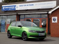 USED 2016 66 SKODA FABIA 1.2 TSi COLOUR EDITION 5dr  *ONLY 9.9% APR with FREE Servicing*