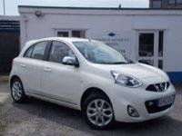 USED 2013 63 NISSAN MICRA 1.2 ACENTA 5d 79 BHP