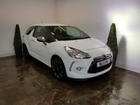 2011 CITROEN DS3 1.6 HDI BLACK AND WHITE 3d 90 BHP £4890.00