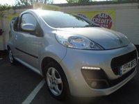 USED 2014 14 PEUGEOT 107 1.0 ALLURE 3d 68 BHP GUARANTEED TO BEAT ANY 'WE BUY ANY CAR' VALUATION ON YOUR PART EXCHANGE