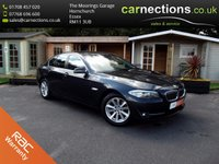 2010 BMW 5 SERIES 2.0 520D SE 4d 181 BHP £8495.00