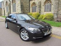 2011 BMW 5 SERIES 2.0 520D SE 4d 181 BHP £9995.00