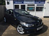 2010 BMW 1 SERIES 2.0 118D M SPORT 2d AUTO 141 BHP £9495.00