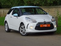 USED 2010 60 CITROEN DS3 1.6 DSTYLE HDI 3d 90 BHP 1 FORMER KEEPER + FSH