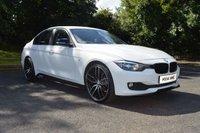 2014 BMW 3 SERIES 2.0 320D EFFICIENTDYNAMICS 4d 161 BHP M-PERFORMANCE £10995.00