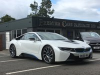 USED 2015 65 BMW I8 1.5 I8 2d AUTO 228 BHP