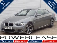 USED 2009 09 BMW 3 SERIES 2.0 320I M SPORT 2d 168 BHP XENONS LEATHER BMW HISTORY