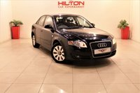 USED 2006 55 AUDI A4 2.0 TDI 4d 140 BHP + EXCELLENT CONDITION IN/OUT+ RAC DEALER