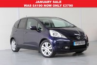 USED 2009 58 HONDA JAZZ 1.3 I-VTEC EX 5d 98 BHP AUGUST 2018 MOT WITH EXTENSIVE SERVICE HISTORY
