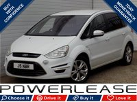 USED 2012 12 FORD S-MAX 2.0 TITANIUM TDCI 5d 138 BHP 7 SEATS BLUETOOTH DAB CRUISE