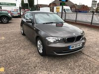 USED 2009 59 BMW 1 SERIES 2.0 116D SE 3d 114 BHP Full Service History-Leather-Diesel-Bluetooth-Alloy Wheels