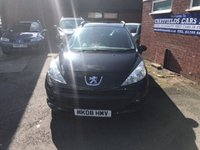 USED 2008 08 PEUGEOT 207 1.4 SW S 5d 94 BHP ONE OWNER