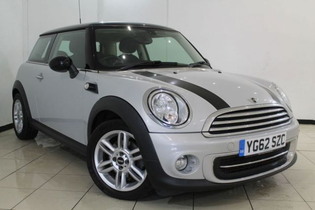 View our 2013 62 MINI HATCH COOPER 1.6 COOPER 3DR 122 BHP