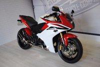 2012 HONDA CBR600F FA-C ABS £4900.00