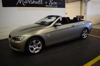 USED 2008 08 BMW 3 SERIES 2.0 320I SE 2d 168 BHP CONVERTIBLE