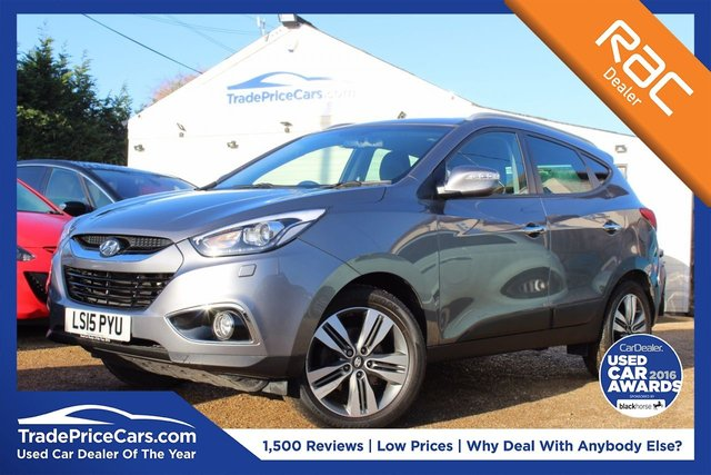 View our 2015 15 HYUNDAI IX35 1.7 PREMIUM CRDI 5d 114 BHP