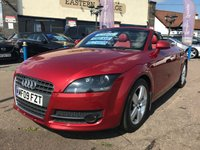 2009 AUDI TT 2.0 TFSI 2d AUTO 200 BHP £10995.00