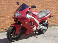 USED 1999 T YAMAHA YZF 599cc YZF 600 R THUNDER CAT