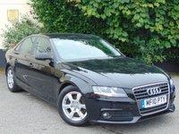 2010 AUDI A4 2.0 TDI E 4d  £6922.00