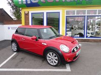 USED 2010 S MINI HATCH COOPER 1.6 COOPER S 3d 184 BHP JUST ARRIVED TEST DRIVE TODAY