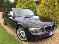 USED 2006 06 BMW 7 SERIES 3.0 730D SPORT 4d AUTO 228 BHP