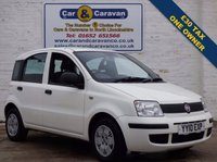 USED 2010 10 FIAT PANDA 1.1 ACTIVE ECO 5d 54 BHP £30 Tax Insurance Group 1 Part Exchange To Clear 1 Owner