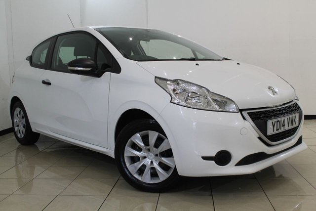 View our 2014 14 PEUGEOT 208 1.0 ACCESS 3DR 68 BHP