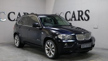 2009 BMW X5 3.0 XDRIVE35D M SPORT 5d AUTO 282 BHP £11995.00