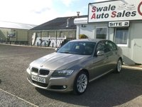 2010 BMW 3 SERIES 2.0 320D SE AUTO 181 BHP £7995.00