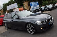 USED 2012 62 BMW 3 SERIES 3.0 330D M SPORT TOURING 5d AUTO 255 BHP