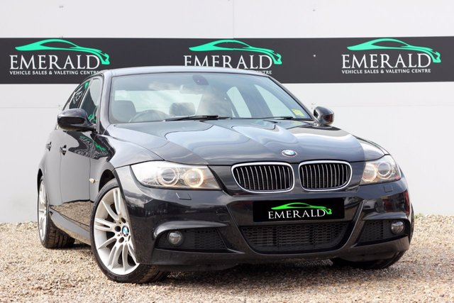 2010 60 BMW 3 SERIES 3.0 325D M SPORT 4d AUTO 202 BHP