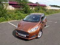 USED 2014 14 FORD FIESTA 1.5 ZETEC TDCI 5d 74 BHP LOW ROAD TAX!!