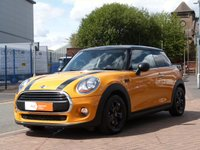 2014 MINI HATCH ONE 1.2 ONE 3d  £9995.00