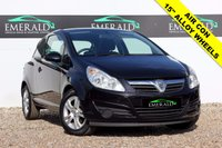 """USED 2009 09 VAUXHALL CORSA 1.2 ACTIVE CDTI 3d 73 BHP **£0 DEPOSIT FINANCE AVAILABLE**SECURE WITH A £99 FULLY REFUNDABLE DEPOSIT** CD30MP3 PLAYER, AIR CONDITIONING, ELECTRIC WINDOWS, ELECTRIC WING MIRRORS, CLIMATE CONTROL, ISOFIX AND 15"""" ALLOY WHEELS"""