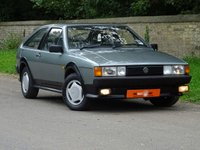 USED 1986 C VOLKSWAGEN SCIROCCO 1.6 GT 3dr HPI CLEAR DRIVES WELL