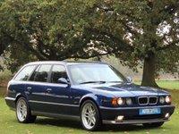 1994 BMW M5 E34 EVO TOURING (81/209) £47000.00