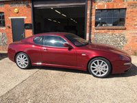 USED 2001 51 MASERATI 3200 3.2 GT V8 2d AUTO 370 BHP LOW MILEAGE FMSH, HPI CLEAR,ORIGINAL BILL OF SALE
