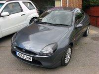 2001 FORD PUMA 1.7 THUNDER 16V 3d 123 BHP £3995.00