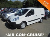 USED 2010 10 PEUGEOT EXPERT 2.0 HDi SWB 120 BHP 6 SPEED**AIR CON**CRUISE CONTROL**